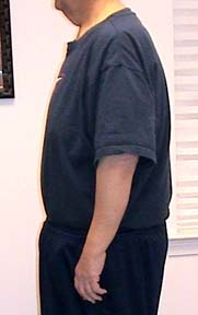 Male lost 108 pounds in 8 months